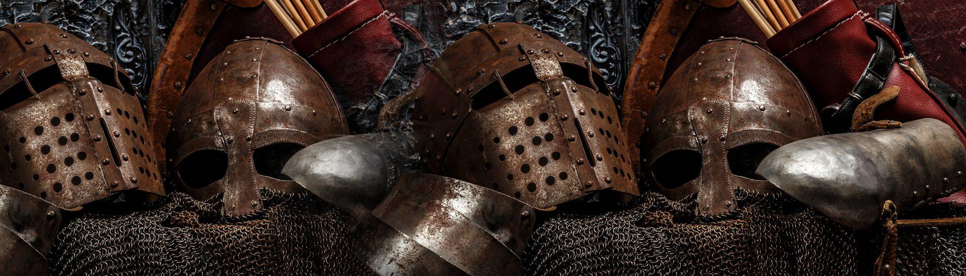 Si j'étais un chevalier où porterais-je mes armures?